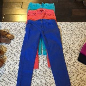 J. crew toothpick pants bundle